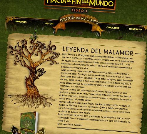 Triología de Malamor