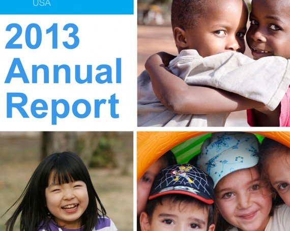 SOS Children's Villages USA Anual Report 2013
